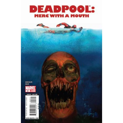 Комикс Deadpool: Merc With a Mouth #2