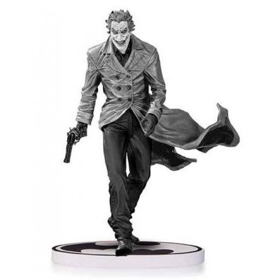 Фигурка Джокер DC Collectibles Batman Black And White Joker Statue (Lee Bermejo)