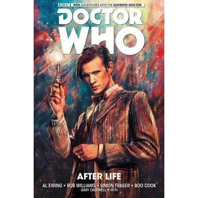 Комикс Doctor Who: The Eleventh Doctor. Volume 1: After Life