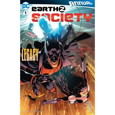 Комикс Earth-2: Society Annual #1
