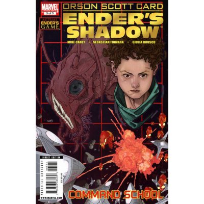Комикс Ender's Shadow: Command School #5