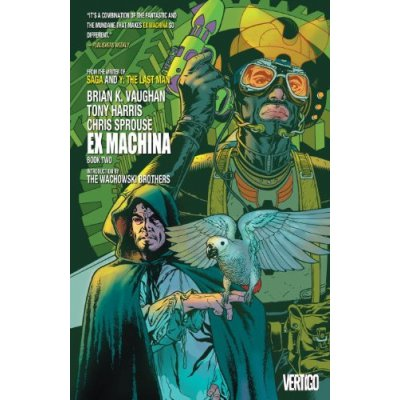 Комикс Ex Machina Book Two