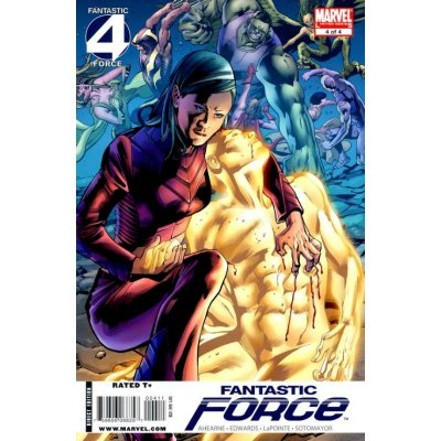 Комикс Fantastic Force #4