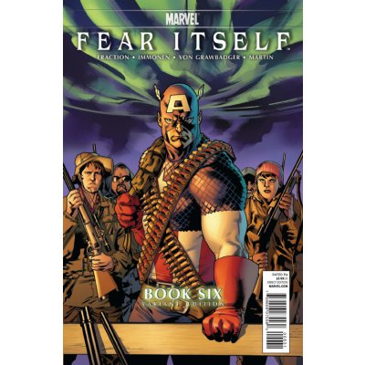 Комикс Fear Itself #6