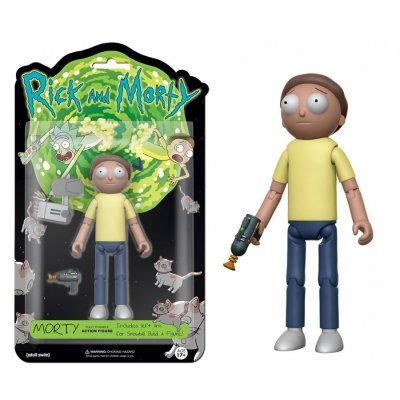 Фигурка Фигурка Funko Action Figure: Rick & Morty: Morty