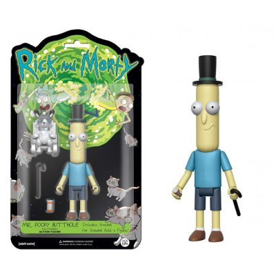 Фигурка Фигурка Funko Action Figure: Rick & Morty: Poopy Butthole