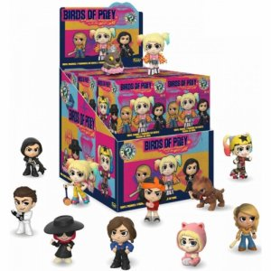 Фигурка Фигурка Funko Mystery Minis: Birds of Prey: 12PC PDQ 44383