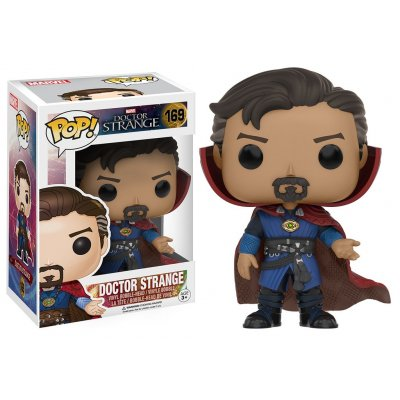 Фигурка Фигурка Funko POP! Bobble: Marvel: Doctor Strange: Doctor Strange 9744