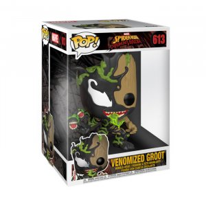 "Фигурка Фигурка Funko POP! Bobble: Marvel: Marvel Venom S3: 10"" Groot 46866 (Огромный)"