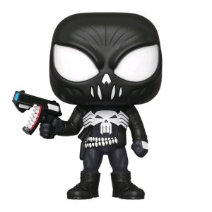 Фигурка Фигурка Funko POP! Bobble: Marvel: Marvel Venom S3: Punisher 46453