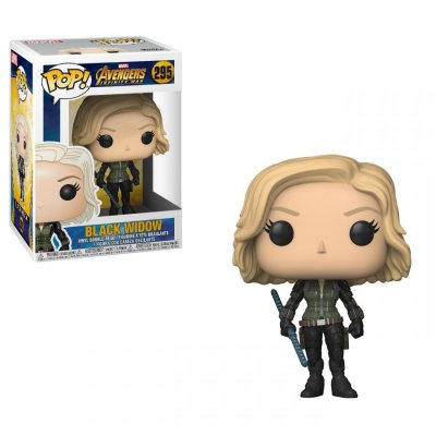 Фигурка Funko POP! Vinyl: Marvel: Avengers Infinity War: Black Widow