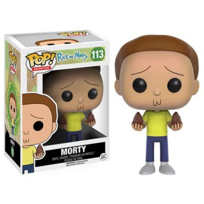 Фигурка Funko POP! Vinyl: Rick and Morty - Morty