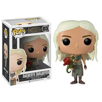 Фигурка Фигурка Funko POP! Vinyl: Game of Thrones - Daenerys Targaryen with Dragon