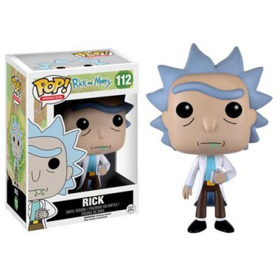 Фигурка Фигурка Funko POP! Vinyl: Rick and Morty - Rick