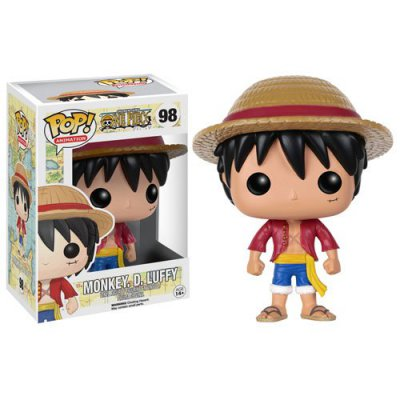 Фигурка Фигурка Funko POP! Vinyl: One Piece - Monkey D. Luffy