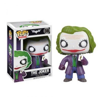 Фигурка Фигурка Funko POP! Vinyl: Batman Dark Knight - Joker