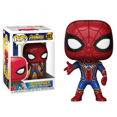 Фигурка Funko POP! Vinyl: Marvel: Avengers Infinity War: Iron Spider