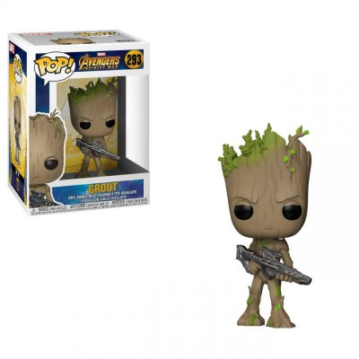 Фигурка Funko POP! Vinyl: Marvel: Avengers Infinity War: Groot