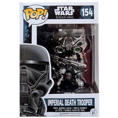 Фигурка Funko POP! Vinyl: Imperial Death Trooper