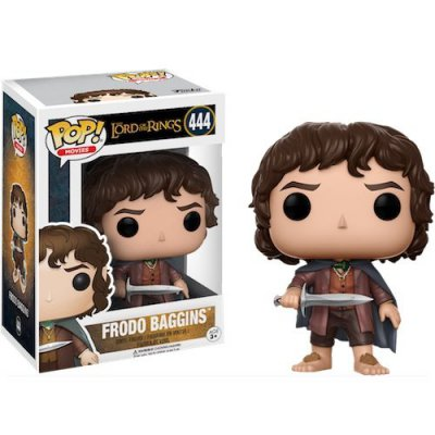 Фигурка Фродо Бэггинс (Frodo Baggins) Funko Pop! Vinyl Figure