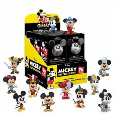 Фигурка Funko Mystery Minis: Disney: Mickey's 90th (1шт.) 25595