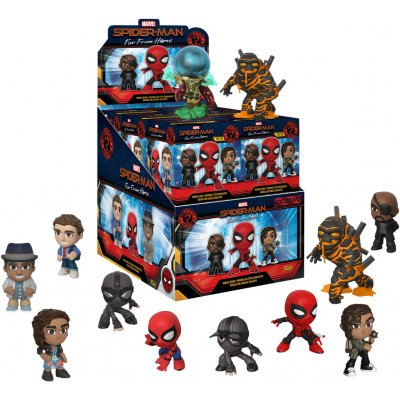 Фигурка Funko Mystery Minis: Marvel: Spider-Man: Far From Home: 12PC PDQ (Exc1) 39352