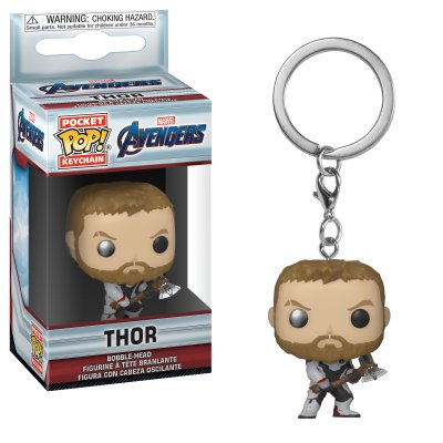 Брелок Funko Pocket POP! Keychain: Marvel: Avengers Endgame: Thor 36679