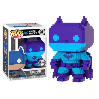Фигурка Funko POP! Batman 8-Bit 01
