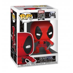 Фигурка Дэдпул Funko POP! Bobble: Marvel: 80th First Appearance: Deadpool 44154