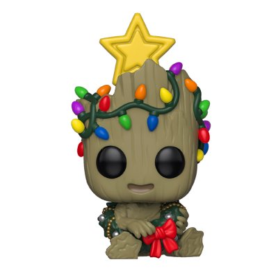 Фигурка Funko POP! Bobble: Marvel: Holiday: Groot 43333