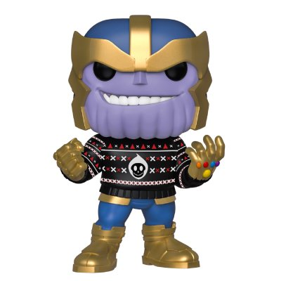 Фигурка Funko POP! Bobble: Marvel: Holiday: Thanos 43336
