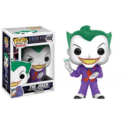 Фигурка Funko Pop! DC Heroes: Batman The Animated Series - The Joker 155