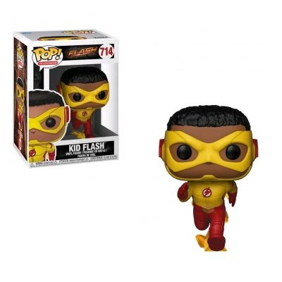 Фигурка Funko POP! Kid Flash 714