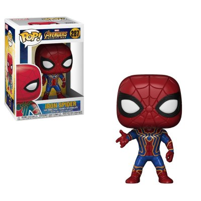 Фигурка Funko POP! Marvel: Avengers Infinity War - Iron Spider 287