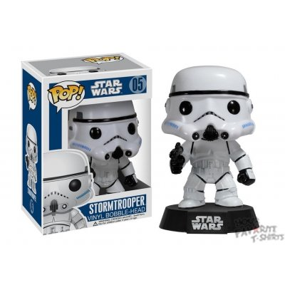 Фигурка Funko POP! Star Wars - Stormtrooper 05