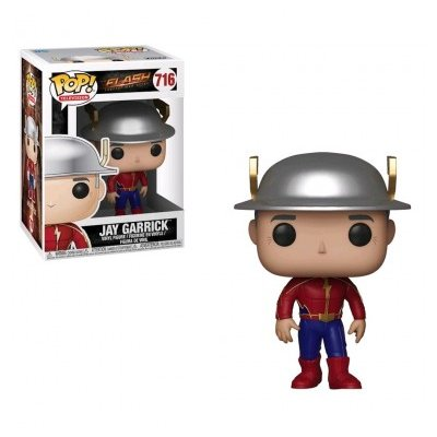 Фигурка Funko POP! The Flash. Jay Garrick 716