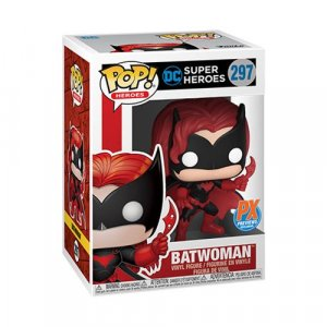 Фигурка Funko POP! Vinyl: DC: Batwoman (Action Pose) (Exc) 43009