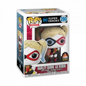 Фигурка Funko POP! Vinyl: DC: Harley as Robin (Exc) 43004