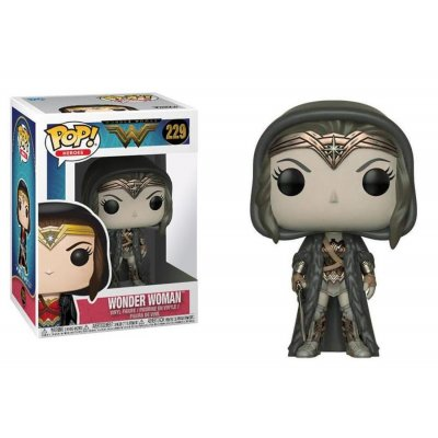Фигурка Funko POP! Vinyl: DC: Wonder Woman w/ Cape (Sepia) (Exc) 28930