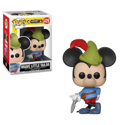 Фигурка Funko POP! Vinyl: Disney: Mickey's 90th: Brave Little Tailor 32189