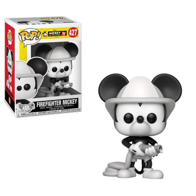 Фигурка Funko POP! Vinyl: Disney: Mickey's 90th: Firefighter Mickey 32185