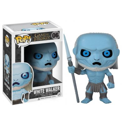 Футболка Funko POP! Vinyl: Game of Thrones: White Walker 3017