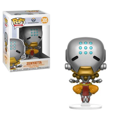 Фигурка Funko POP! Vinyl: Games: Overwatch S3: Zenyatta 29052