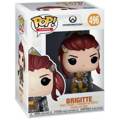 Футболка Funko POP! Vinyl: Games: Overwatch S5: Brigitte 37429