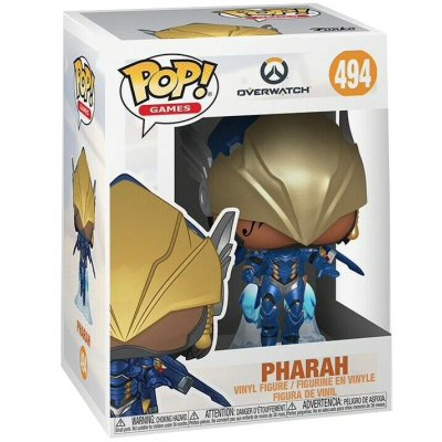 Фигурка Funko POP! Vinyl: Games: Overwatch S5: Pharah (Victory Pose) 37436