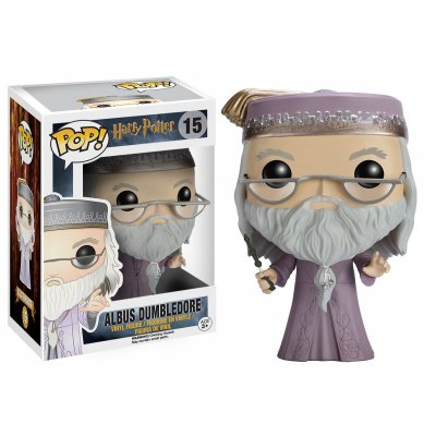 Фигурка Funko POP! Vinyl: Harry Potter: Dumbledore (Wand) 5891