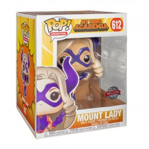 "Фигурка Funko POP! Vinyl: My Hero Academia S3: 6"" Mount Lady (Exc) 42071"