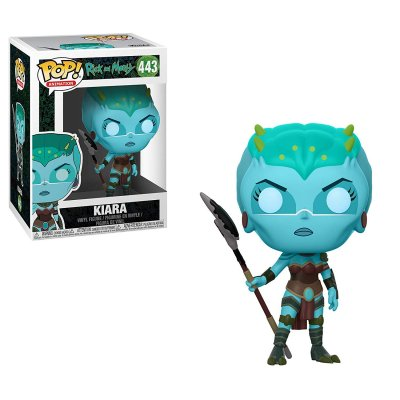 Фигурка Funko POP! Vinyl: Rick & Morty: Kiara 35594