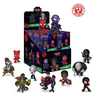 Фигурка Funko. Spider-man Into th spiderverse (Mystery Minis)