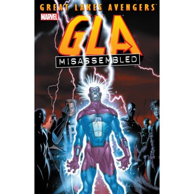 Комикс G.L.A.: Misassembled #1